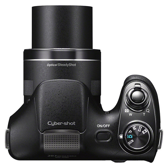 Sony Cyber Shot H300 Black (4)