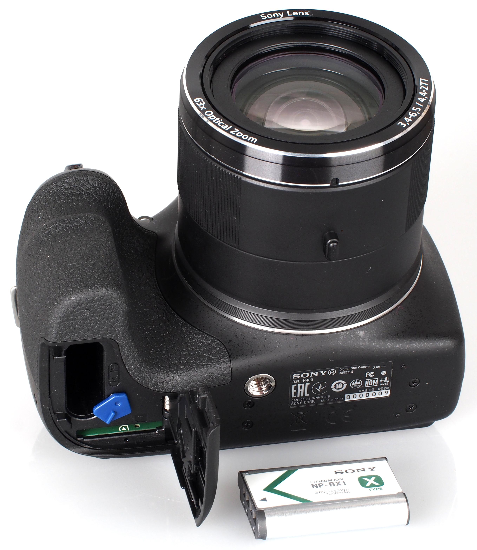 Sony Cyber-shot H400 Performance