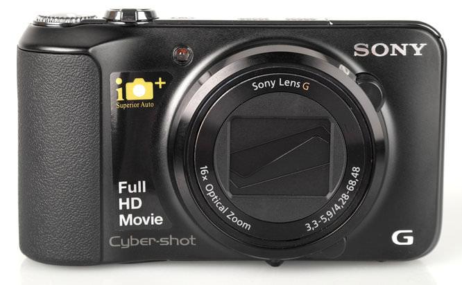 Sony Cybershot Hx10v Black