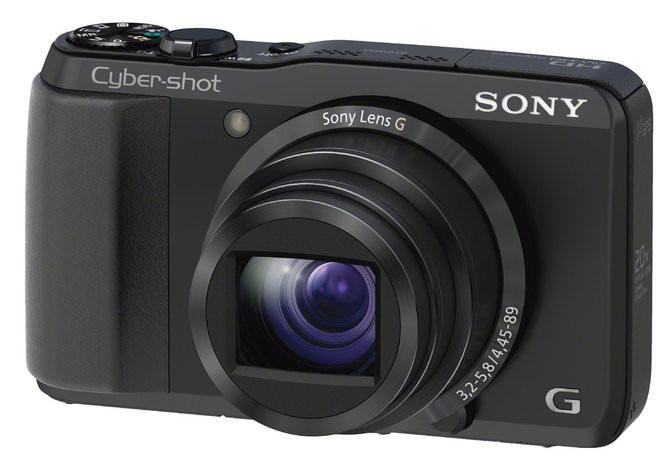 Cyber-shot DSC-HX20V