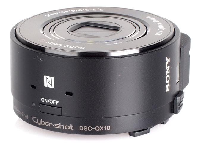Sony Cyber Shot Qx10 Black (6)