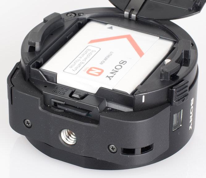 Sony Cyber Shot Qx10 Black (7)