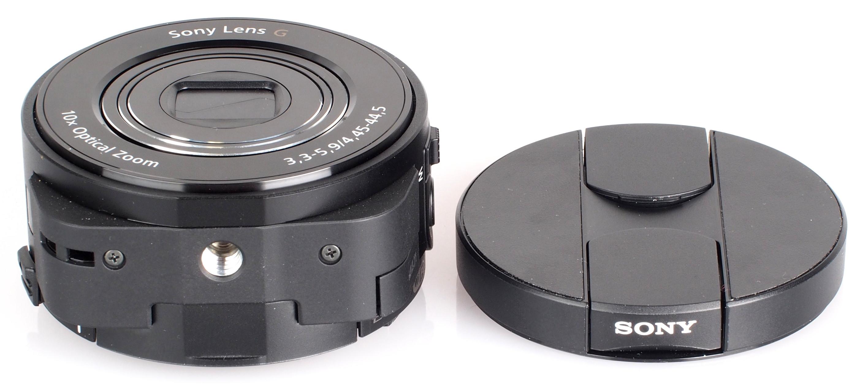 Sony Cyber Shot Qx10 Black (8)