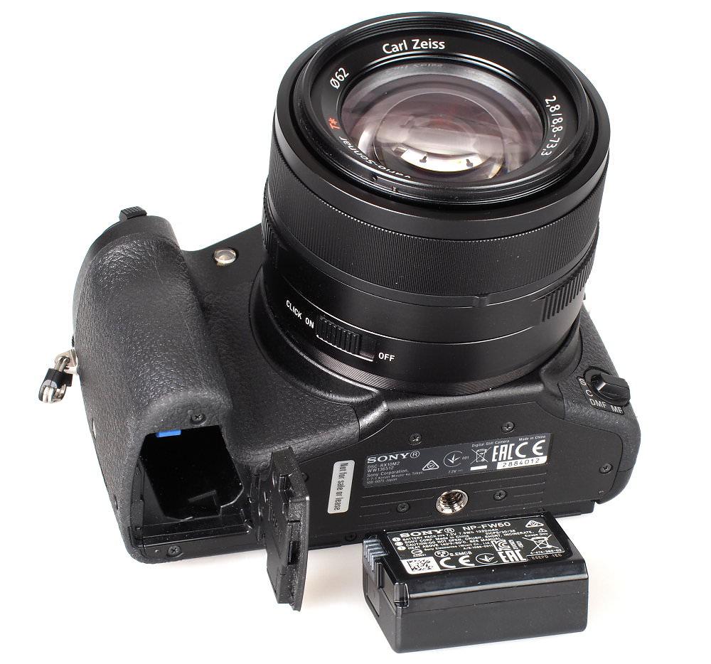 Sony Cyber Shot DSC RX10 M2 (9)