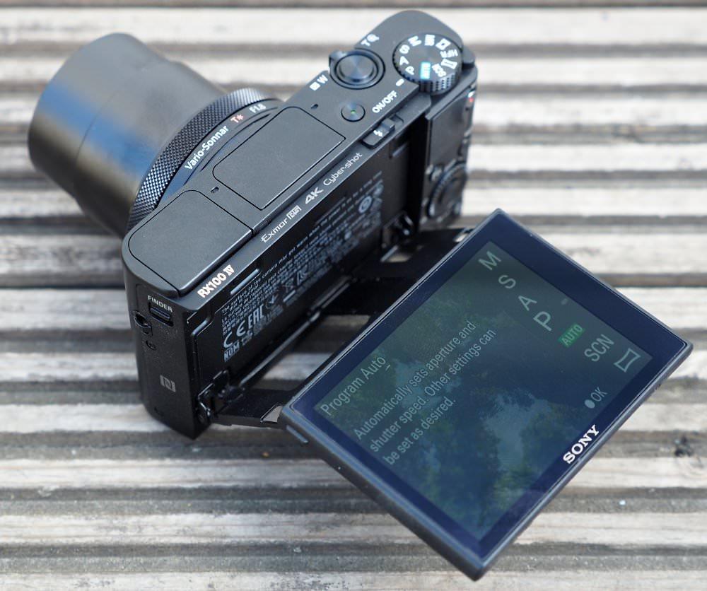 Sony Cyber Shot RX100 IV (5)