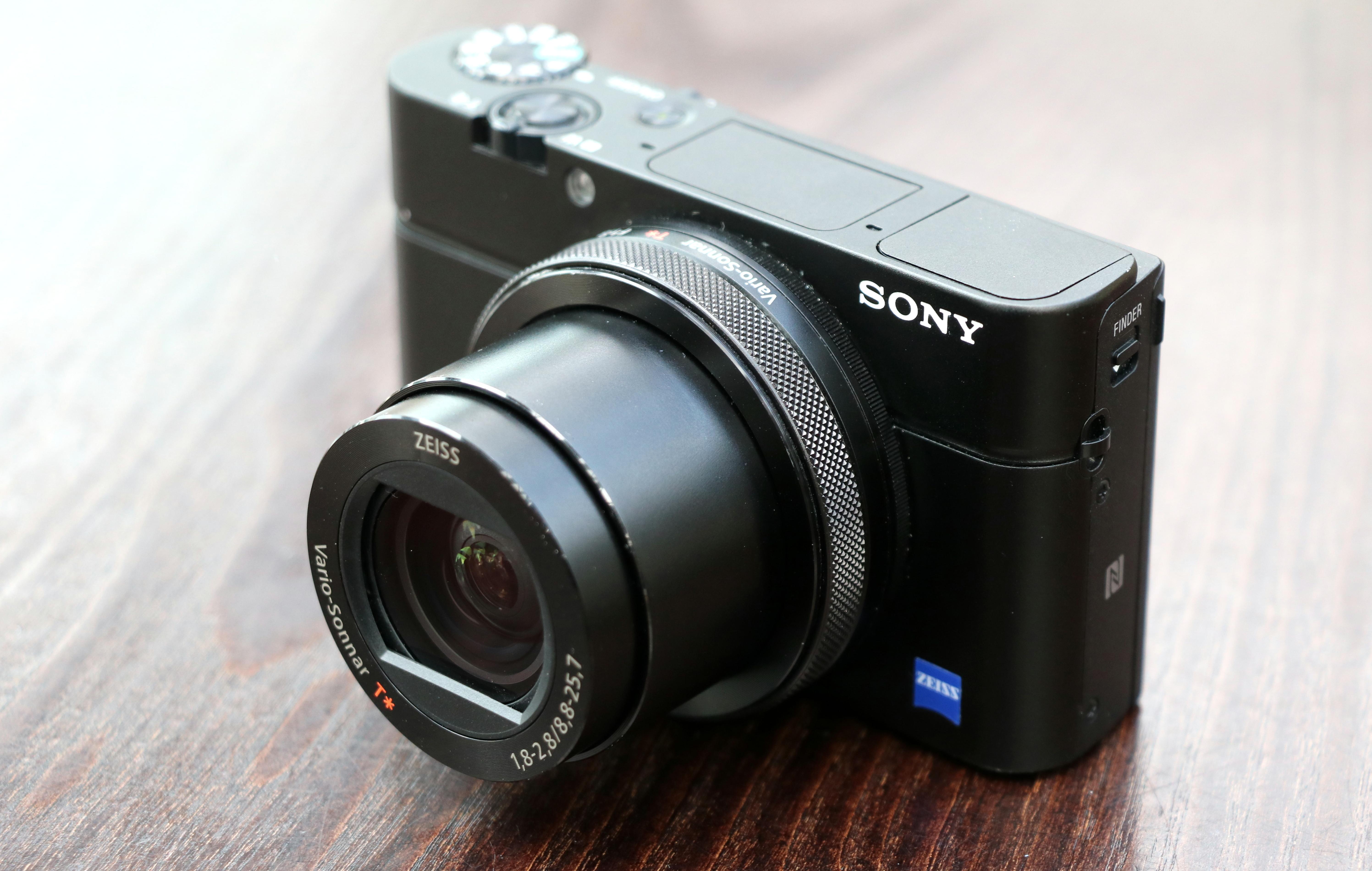 Sony Cyber-shot DSC-RX100 Mark IV Review | ePHOTOzine