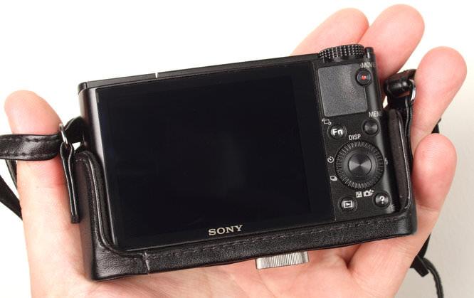 Sony Cybershot Rx100 In Hand