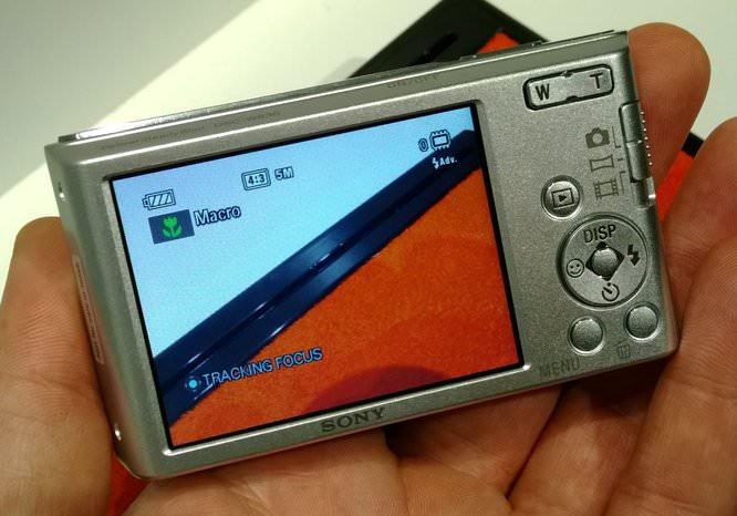 Sony Cyber Shot DSC W830 Silver (5) (Custom)