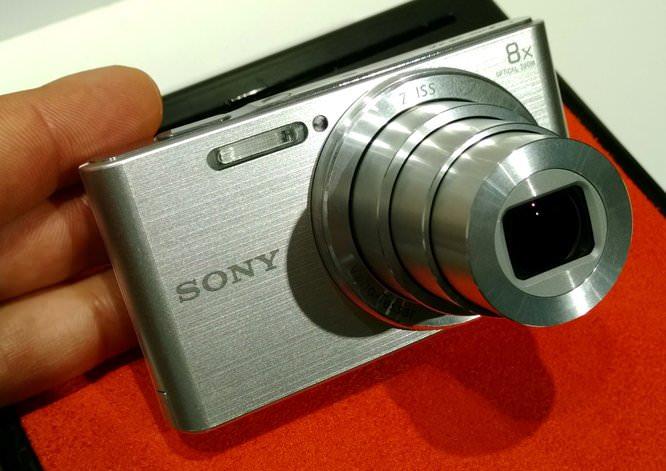 Sony Cyber Shot DSC W830 Silver (7) (Custom)