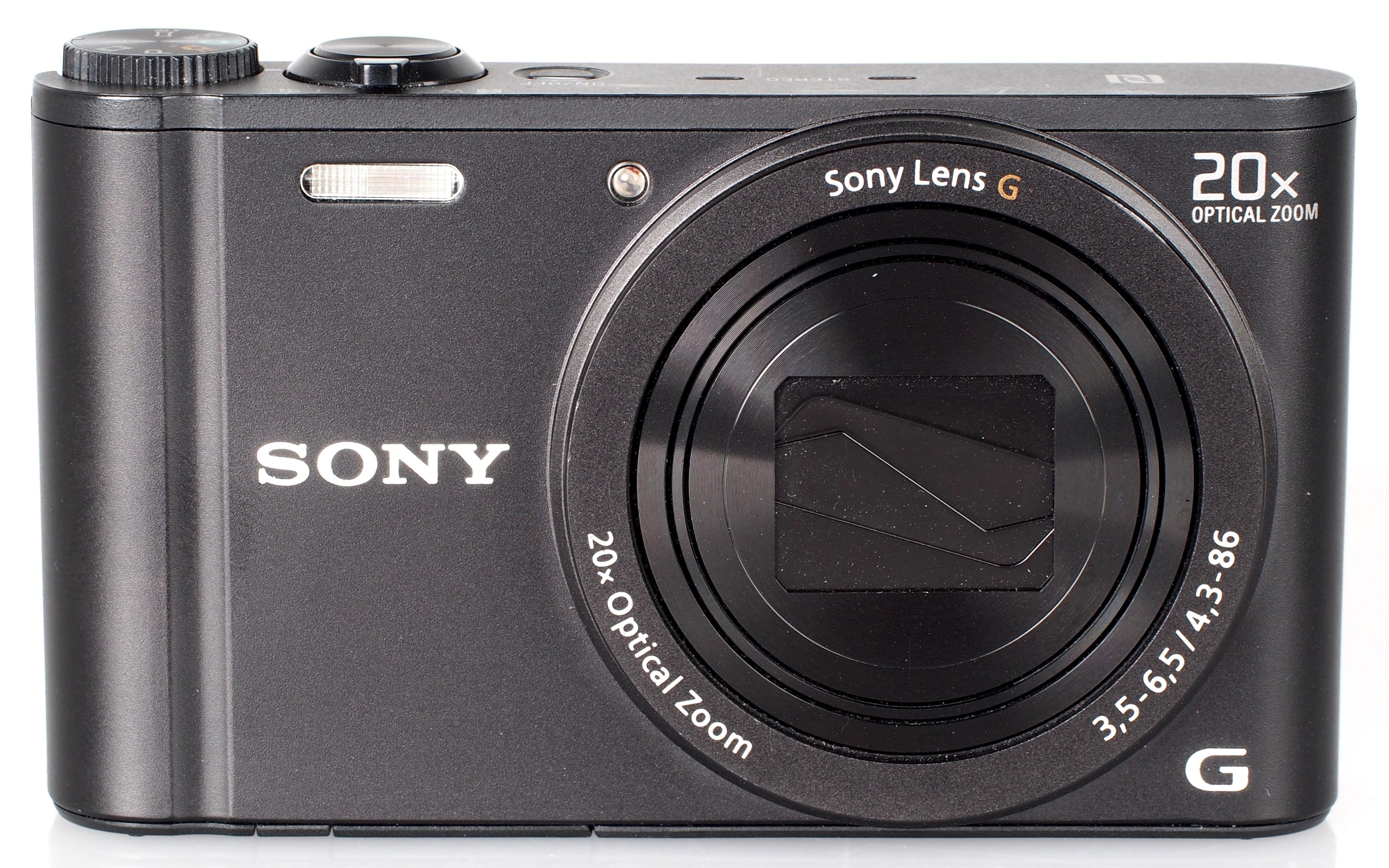 Sony Cyber Shot DSC WX350 Black (2)