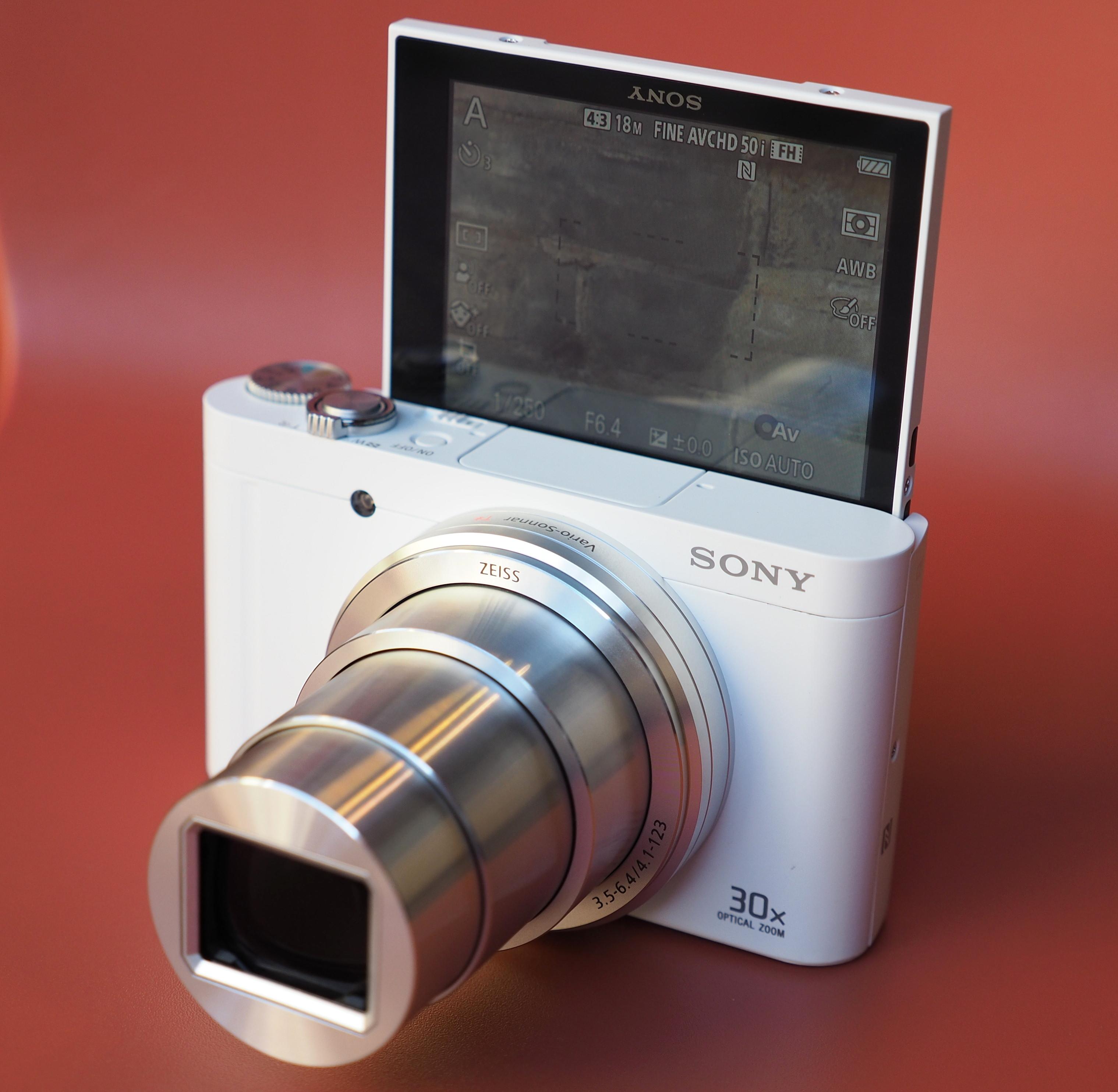 Sony Cyber Shot Dsc Wx500 Review