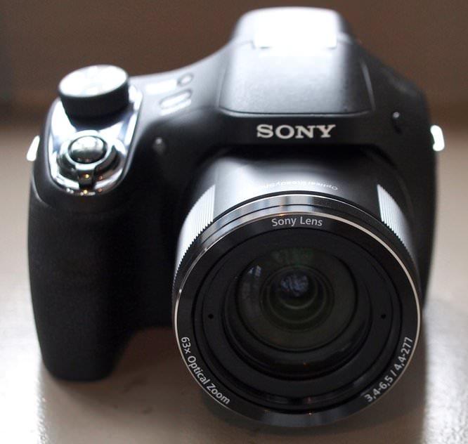 Sony Cyber Shot DSC H400 63x Zoom (2) (Custom)