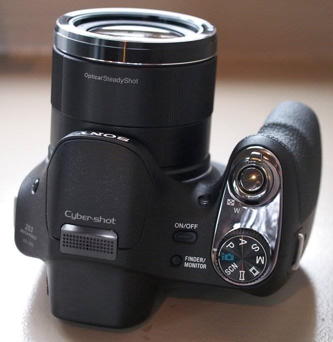 Sony Cyber Shot DSC H400 63x Zoom (7) (Custom)