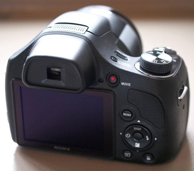 Sony Cyber Shot DSC H400 63x Zoom (8) (Custom)