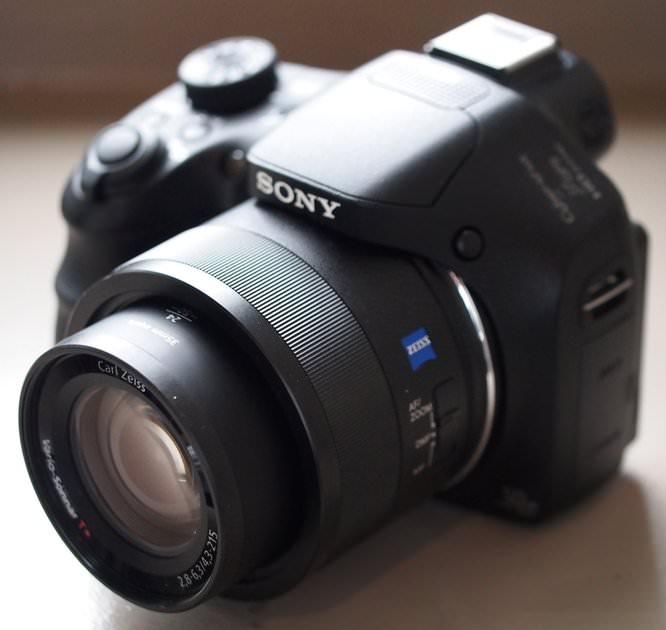 Sony Cyber Shot HX400V (3) (Custom)
