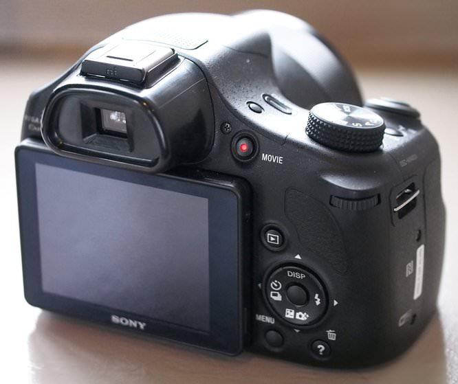 Sony Cyber Shot HX400V (9) (Custom)