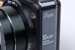 Sony Cyber-shot HX5 built-in GPS
