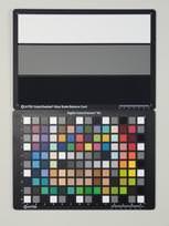 Sony Cyber-shot HX5 ISO125 noise test