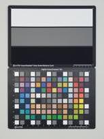 Sony Cyber-shot HX5 ISO200 noise test