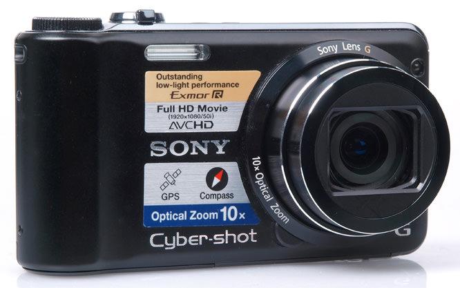 Sony Cyber-shot HX5 main image
