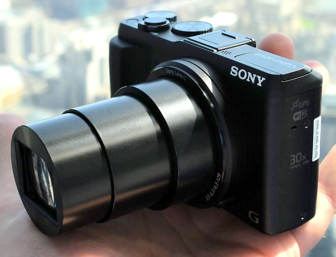 Sony Cyber Shot HX50 Hands On (11)