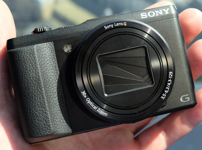 Sony Cyber Shot HX50 Hands On (1)
