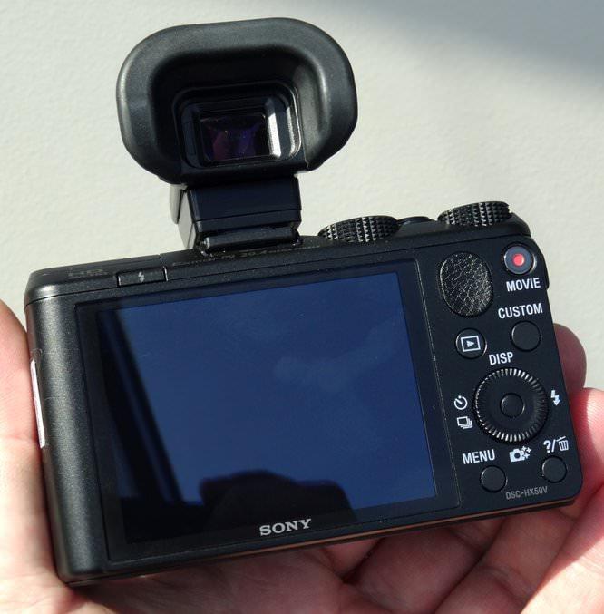 Sony Cyber Shot HX50 Hands On (5)