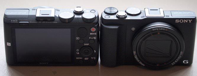 Sony Cyber Shot HX60v (Custom)