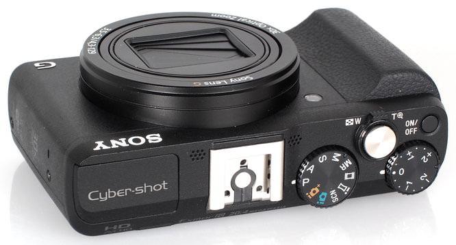 Sony Cyber Shot DSC HX60 Black (5)