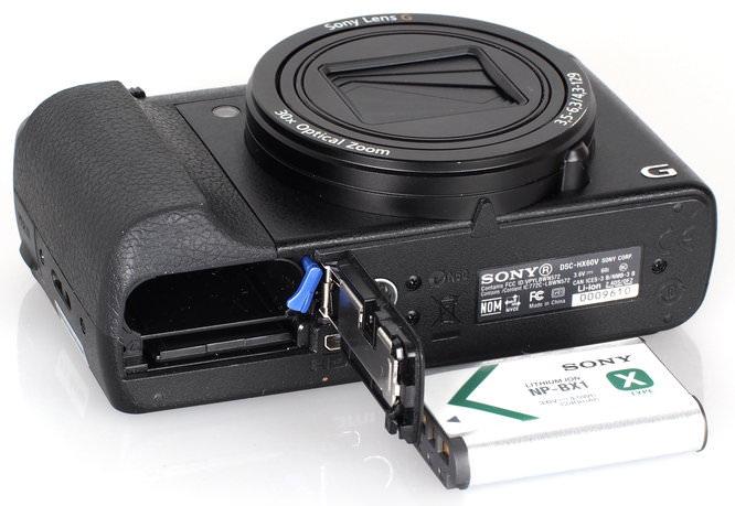 Sony Cyber Shot DSC HX60 Black (6)