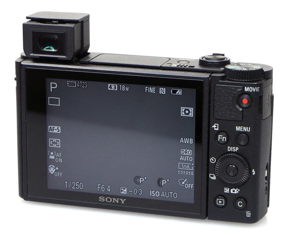 Sony Cyber Shot HX99 (6)