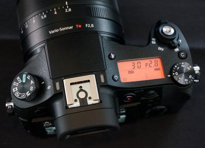Sony Cyber Shot RX10 (4) (Custom)