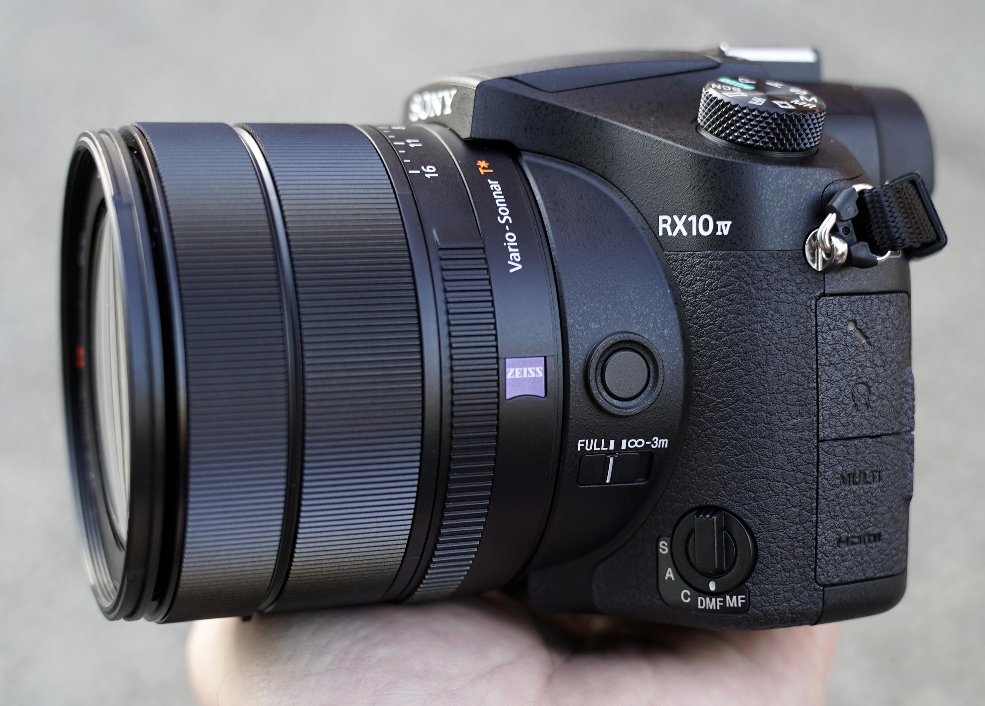 Sony Cyber-shot RX10 IV Review | ePHOTOzine