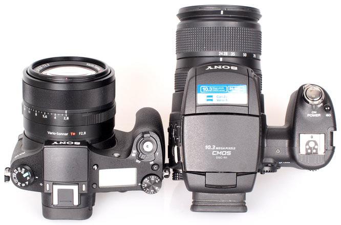 Sony Cyber Shot RX10 Vs Sony Cyber Shot R1 (10)