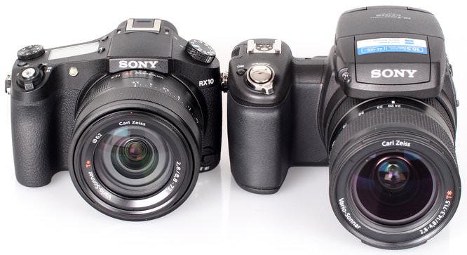 Sony Cyber Shot RX10 Vs Sony Cyber Shot R1 (3)