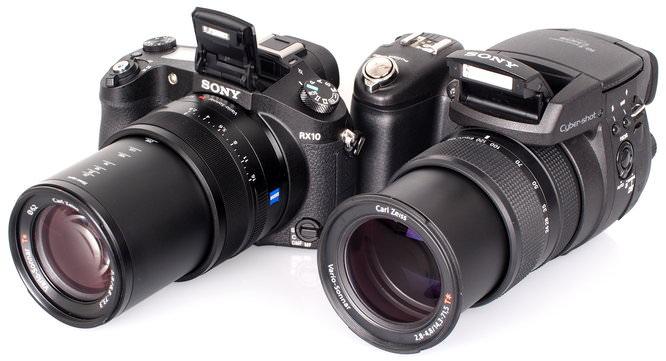 Sony Cyber Shot RX10 Vs Sony Cyber Shot R1 (6)