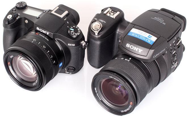 Sony Cyber Shot RX10 Vs Sony Cyber Shot R1 (7)