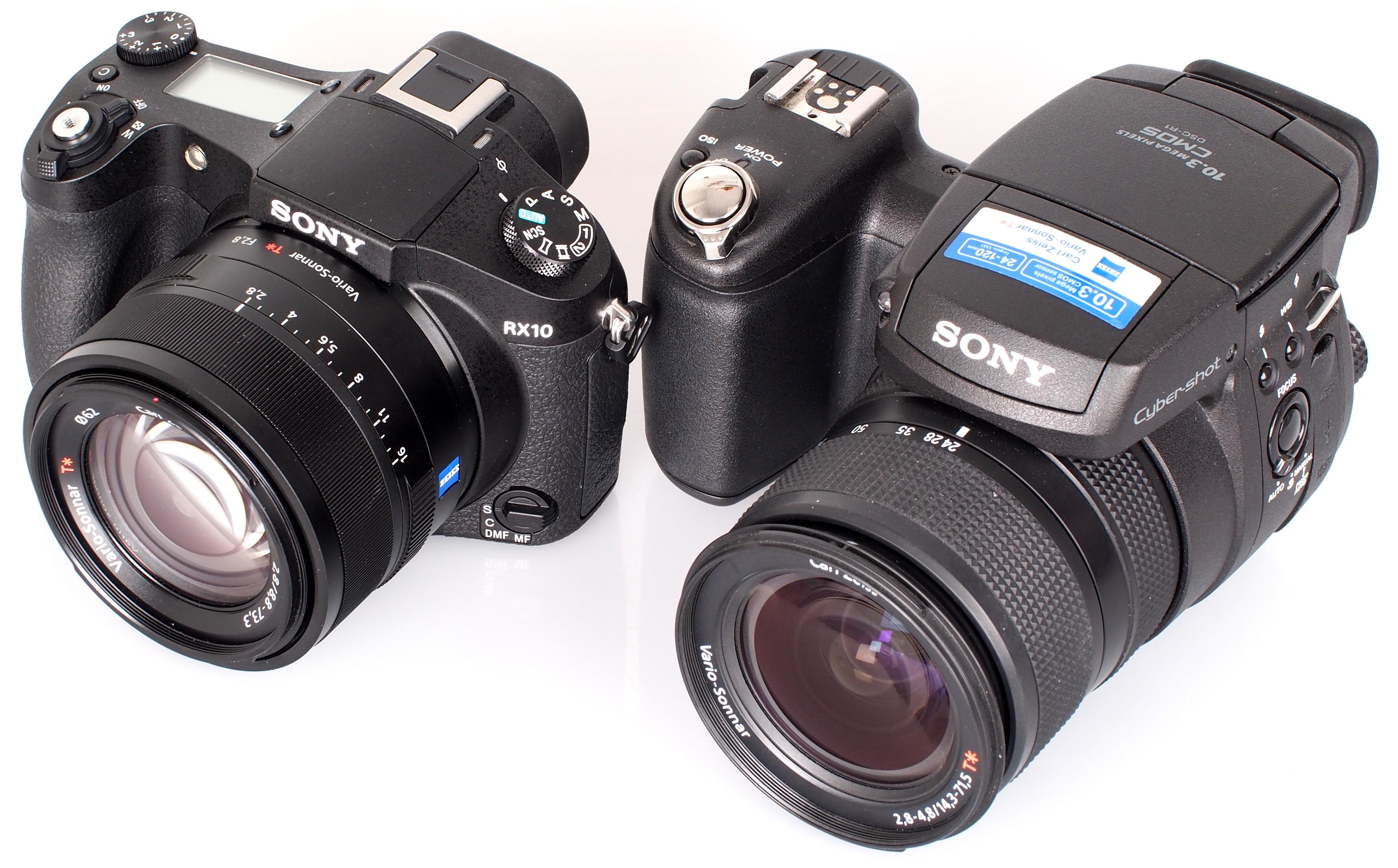 Kindle Vs Sony Reader: Sony Cyber-shot RX10 Vs Sony Cyber-shot R1 Comparison