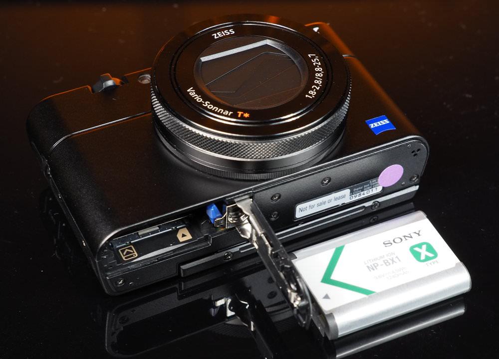 Sony Cyber Shot RX100 Mark V (7)