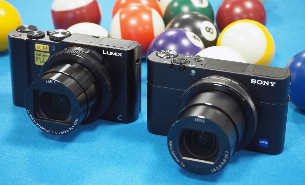Panasonic Lumix Lx15 Vs Sony Cyber Shot Rx100 V