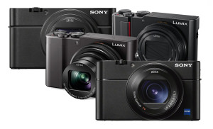 Sony Cyber-Shot RX100 VI vs Sony Cyber-Shot RX100 V vs Panasonic Lumix TZ200 vs Panasonic Lumix TZ100