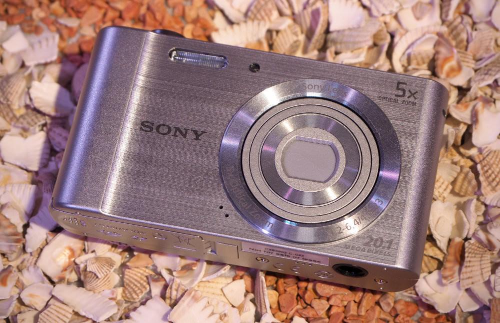 Sony Cyber Shot W800 Silver (1)