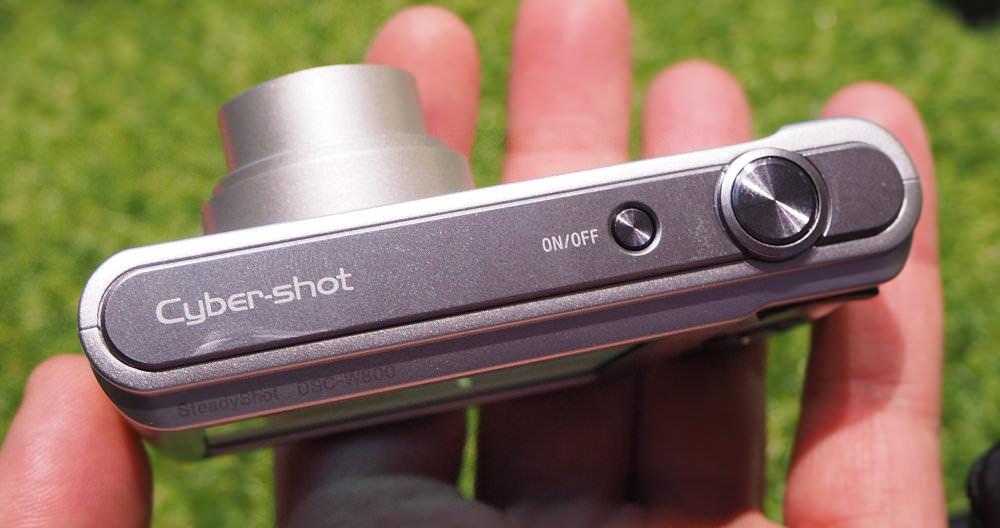 Sony Cyber Shot W800 Silver (4)