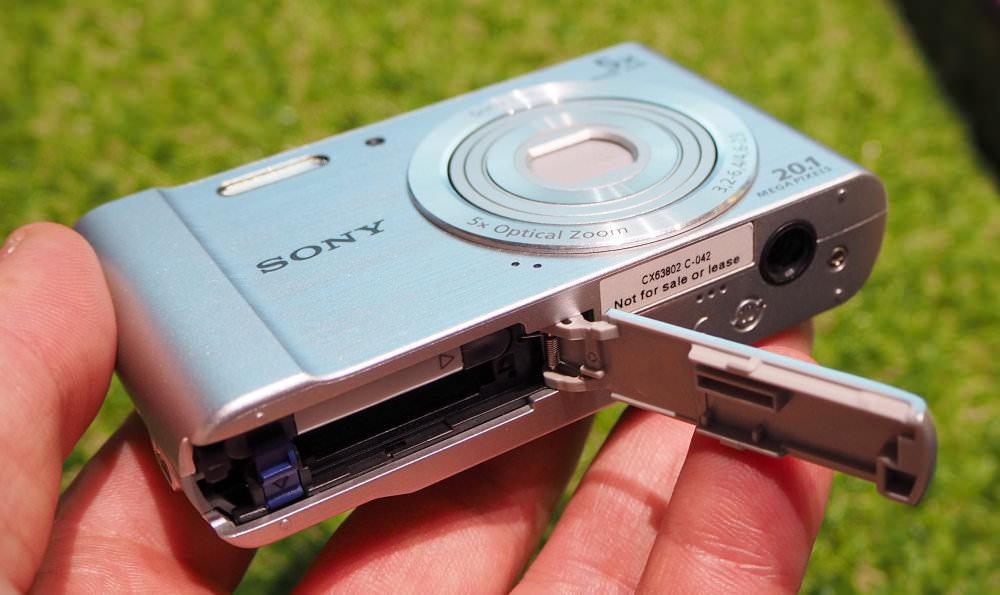 Sony Cyber Shot W800 Silver (6)