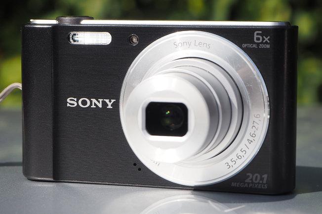 Sony Cyber-Shot W810 Review