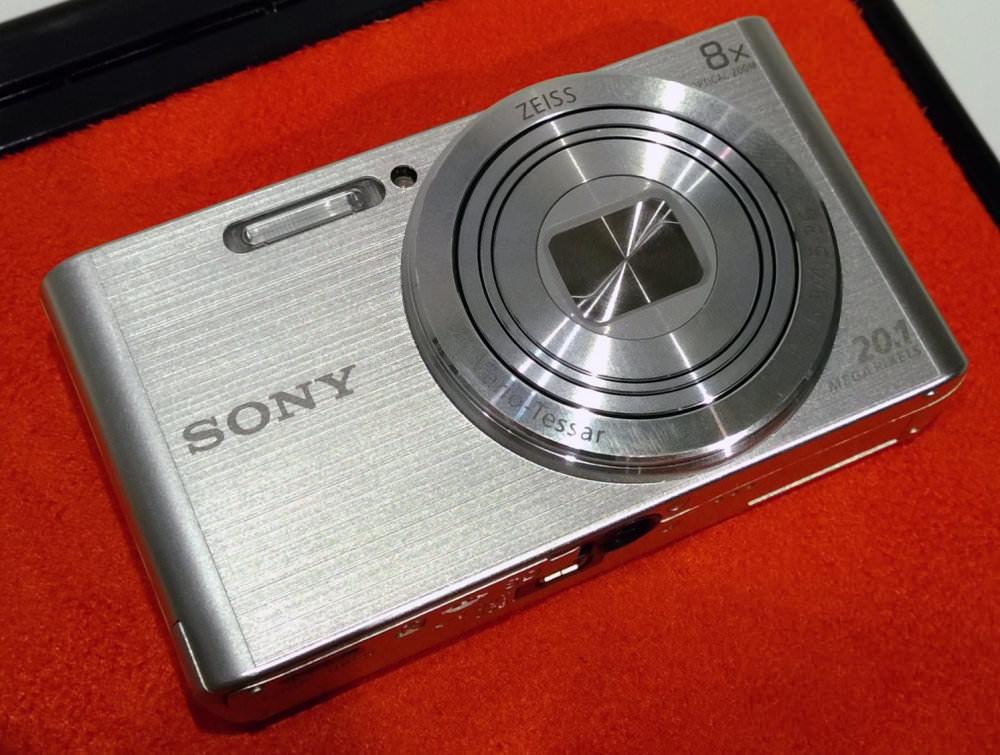 Sony Cyber Shot DSC W830 Silver (7)