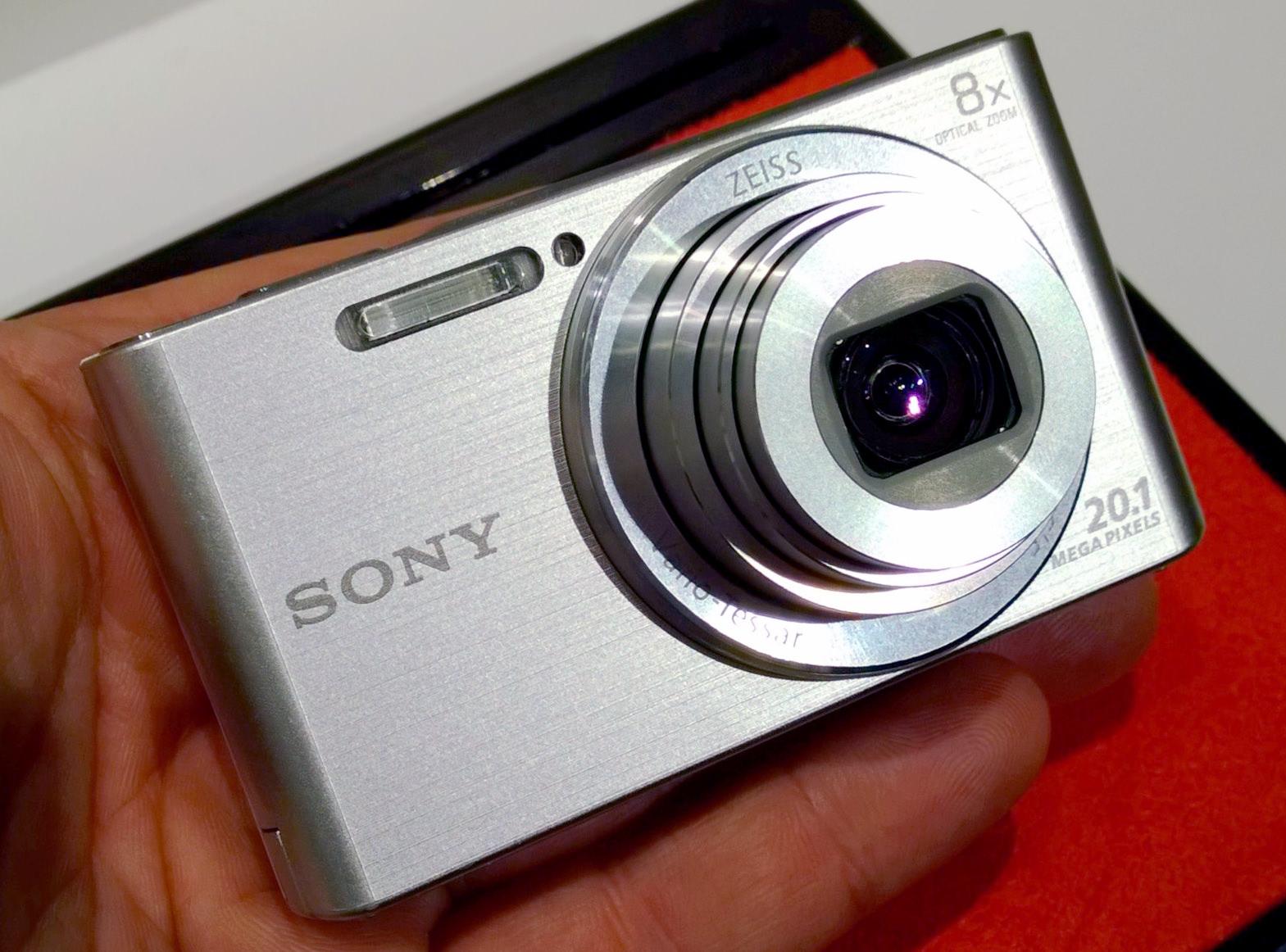 Sony Cyber Shot W830 Reader Review W810 Dsc Silver 2