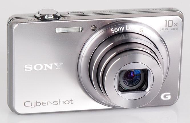 Sony Cyber Shot Wx200 Silver (2)