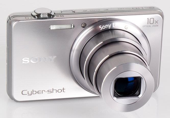 Sony Cyber Shot Wx200 Silver (3)