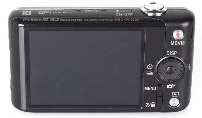 Sony Cyber Shot WX220 Black (6)